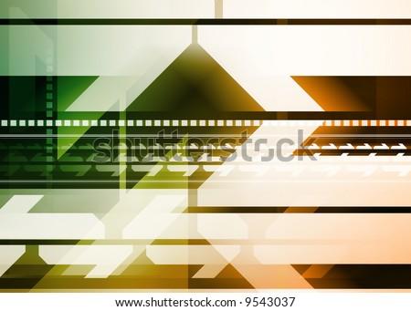 Arrow Line Image