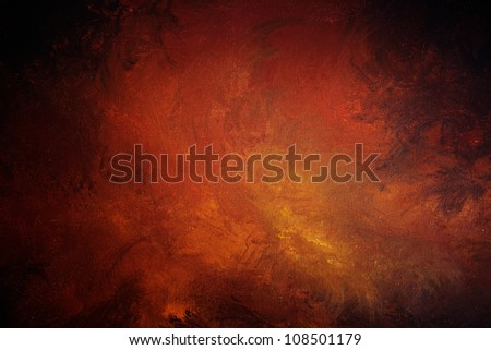 Art abstract background. Original acrylic on canvas painting