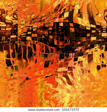 art abstract bright pattern background