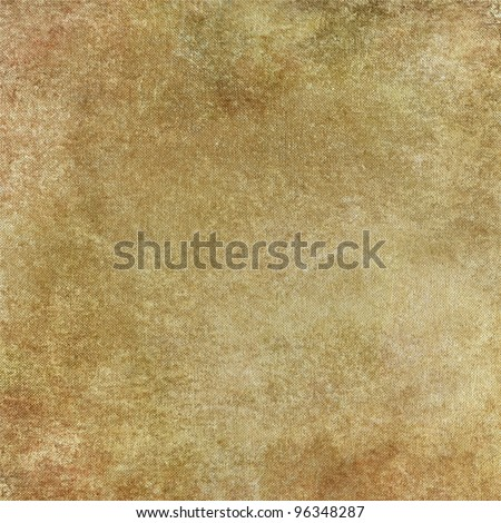 art abstract grunge fabric textured beige and old gold background