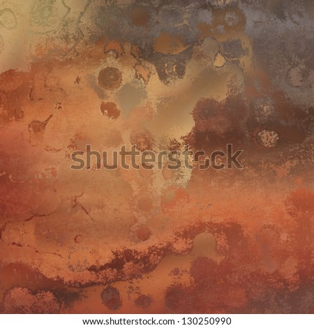 art abstract painted background in grey and red colors