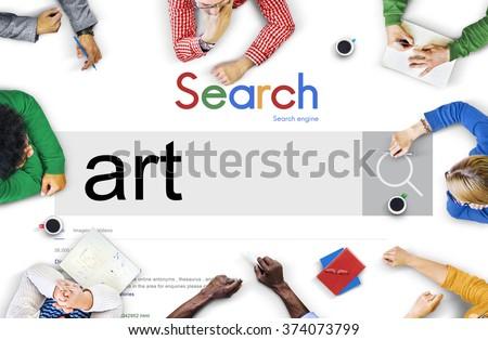 Art Artist Creativity Design Concept