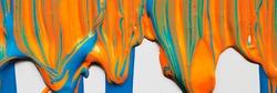 art background Paint dripping, Splatter paint texture. Distress rough background.