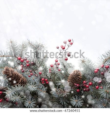 Art Christmas card