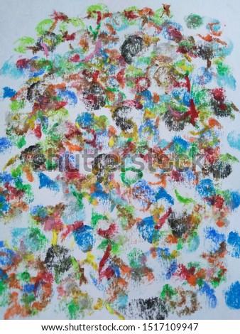 Art Crayon Crayon Crayon Art #1517109947