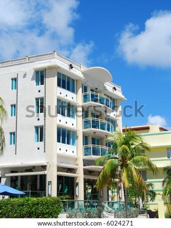 Art Deco architecture in Miami Beach, Florida