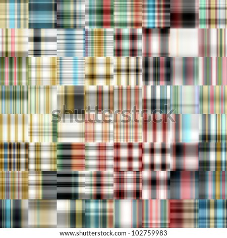 art glass textured colorful tiled blurred background in pastel colors