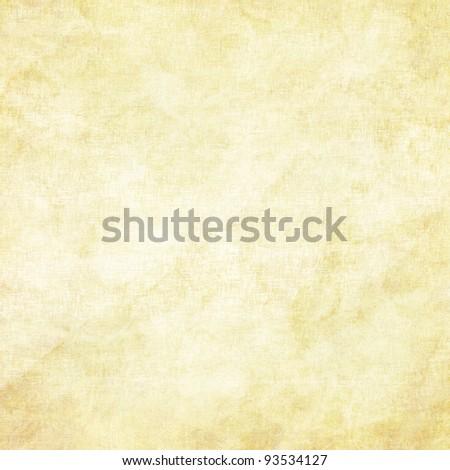 art grunge vintage textured monochrome white background with light golden yellow blots