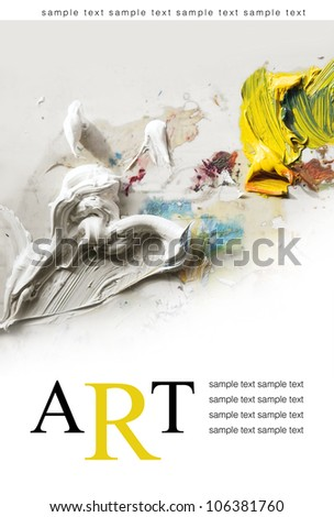 art poster background