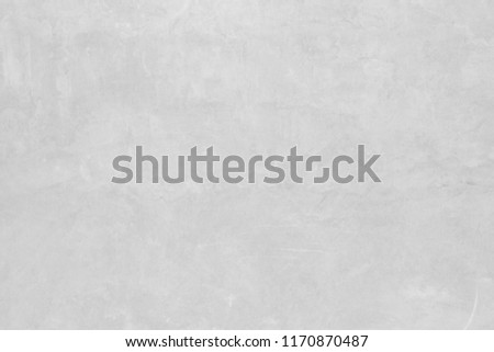 Art white concrete stone texture for background in black. have color dry scratched surface wall cover abstract colorful paper scratches shabby vintage Cement and sand grey or white detail covering. #1170870487