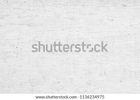 Art white concrete texture for background in black. color dry scratched surface wall cover sand art abstract colorful relief scratches shabby vintage concrete grey detail stone covering. #1136234975