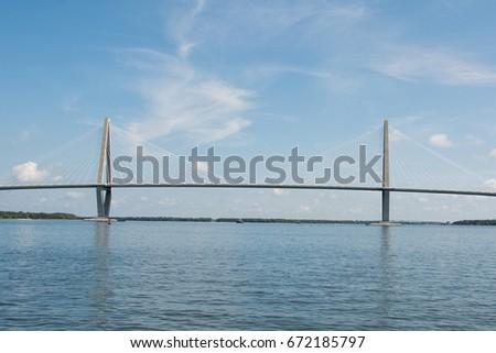 Arthur Ravenel, Jr.  Bridge #672185797