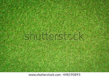Artificial Grass background - Shutterstock ID 448190893