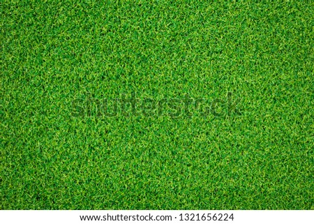 Artificial Grass background - Image
