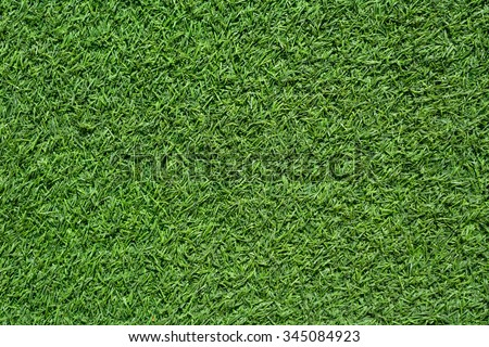 artificial grass seamless texture. #345084923