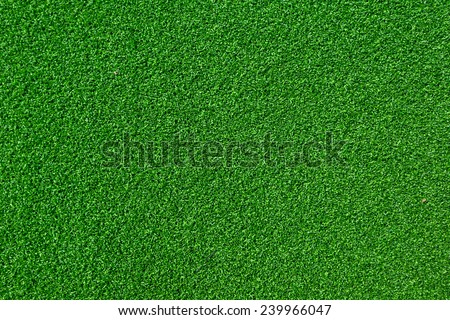 Artificial green Grass for background