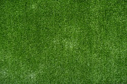 Artificial turf is a surface of synthetic fibers made to look like natural grass