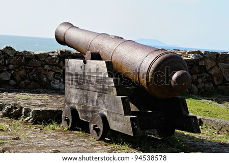 Artillery a great image for your job. - stock photo