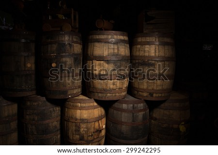Artisan Brewing Barrels