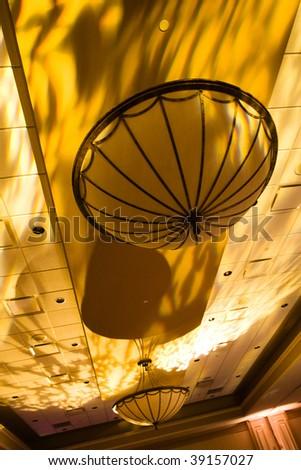 artistic celling light