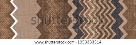 Artistic geo deep tie  dye chevron, waves pastel  coloured boho seamless Dyed Print pattern design . Abstract Texture Hand Ethnic Batik for runner carpet, rug, scarf, curtain
