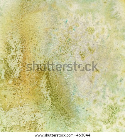 Artistic mixed media texture - marble
