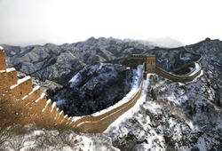 As one of the Eight Wonders in the world, the Great Wall of China has become the symbol of the Chinese nation and its culture.