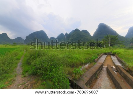 Asia, China - East Asia, East Asia, Guangxi Zhuang Autonomous Region - China, Guilin #780696007