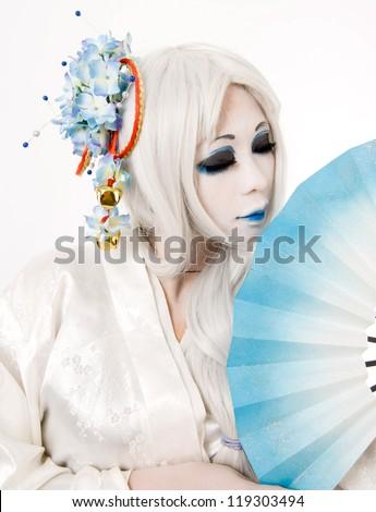 asia girl fan art