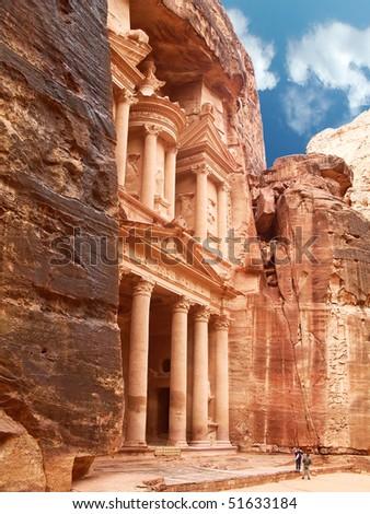 Asia, Jordan, Petra