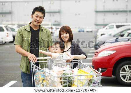 Asian shopping