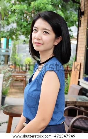 woman Mature asian
