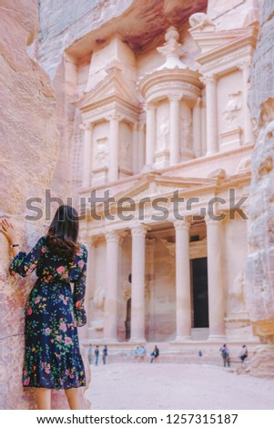 54f2d23111b Free photos Al Khazneh or The Treasury in the ancient cave city of ...