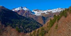 Aspe Valley, Pyrénées National Park, Parc National des Pyrénées, Pyrénées-Atlantiques, Pyrenees, Nouvelle-Aquitaine, France, Europe