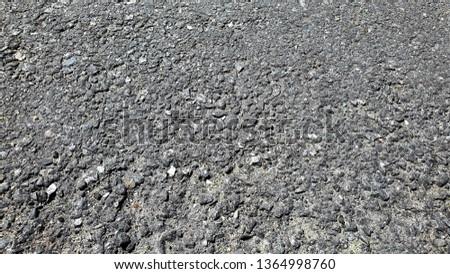 asphalt background texture #1364998760