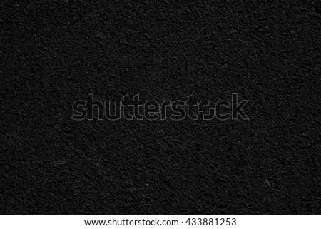 Asphalt black background,Asphalt texture. #433881253