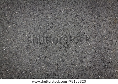 Asphalt Road Background or Texture - stock photo