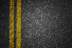 Asphalt Road Texture for Background