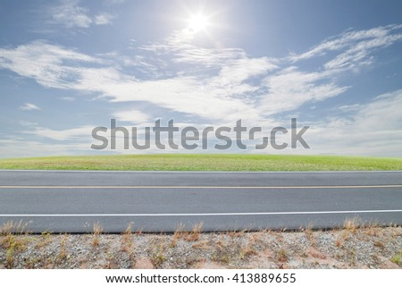 Horizontal-road Images and Stock Photos - Avopix.com
