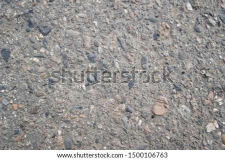 Asphalt texture. Asphalt background. Grey asphalt background.  #1500106763