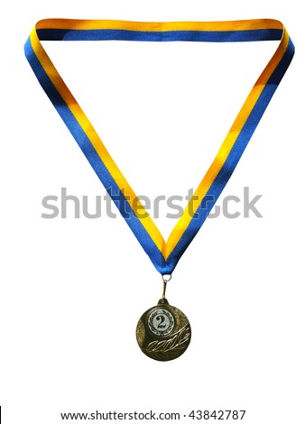 aspiration to a sports victory leads to a medal