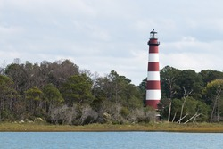 Assateague Island and Light House