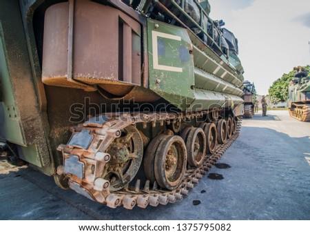 assault amphibious vehicle #1375795082