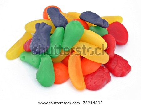 Assorted Jellies