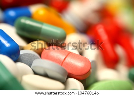 Assorted macro drugs