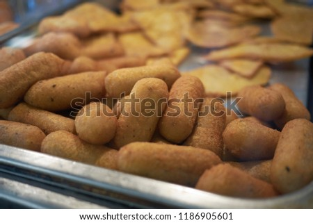 Assorted sicilian starter