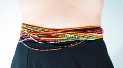 Assorted Waist Beads - African Waist Beads - Belly Chain - Belly Beads -Bead-African Waist Beads-Hip Ornament