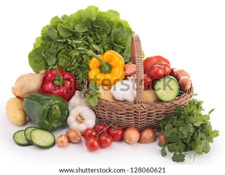 asssortment of vegetables