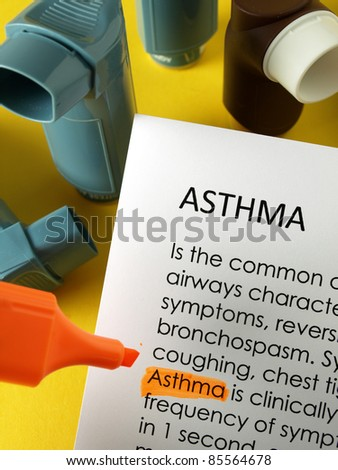 Asthma treatments