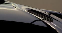 Aston Martin Vanquish V12 engine hood